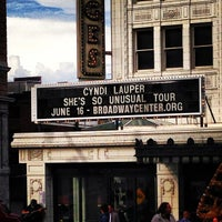 Photo taken at Theater Square by Sean W. on 6/17/2013
