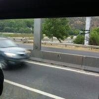 Photo taken at Recorrido 502 Transantiago by 🎧 Yovi S. on 11/29/2012
