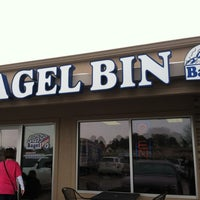 Photo taken at Bagel Bin by Haley J. on 2/2/2013