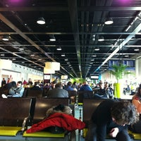Photo taken at Terminal 2G by Evghenia P. on 3/4/2013