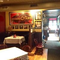 Photo taken at Salut Bar Americain by Tab on 6/22/2013