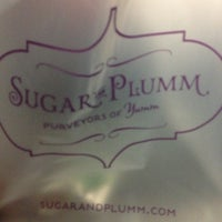 "Photo taken at Sugar & Plumm, Purveyors of Yumm by ""MissyLen"" on 5/3/2013"