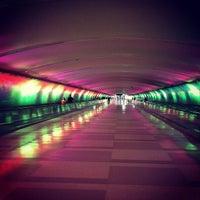 Photo taken at Detroit Metropolitan Wayne County Airport (DTW) by AJ M. on 6/14/2013