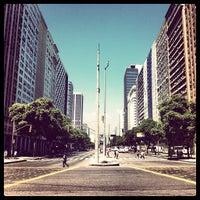 Photo taken at Avenida Presidente Vargas by Leandro O. on 12/24/2012