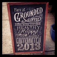 Photo taken at Grounded by Steven S. on 1/8/2013