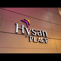 Hysan Place 希慎廣場
