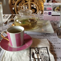 Photo taken at Restaurante Pia y Damaso by Trissie C. on 10/5/2012