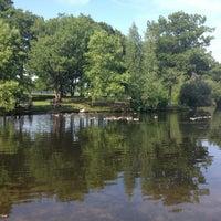 Photo taken at Slater Memorial Park by Kevin V. on 6/23/2013