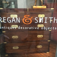 Photo taken at Regan and Smith Antiques by Kevin V. on 8/8/2015