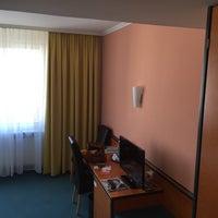 Photo taken at SORAT Hotel Ambassador Berlin by Didier F. on 5/3/2016