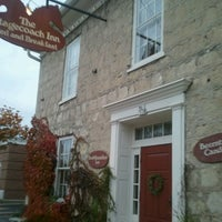 Photo taken at Stagecoach Inn Bed & Breakfast by Babs on 10/24/2012