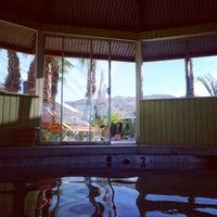 Photo taken at Hope Springs Motel Resort by christian svanes k. on 8/11/2015