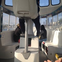 Photo taken at Aquabus Hornby St. Dock by Jessica C. on 10/15/2013