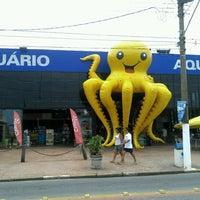 Photo taken at Acqua Mundo by Juliana B. on 2/3/2013