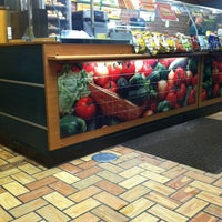 Photo taken at SUBWAY by Dominic M. on 2/6/2013