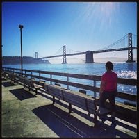 Photo taken at Golden Gate Ferry Terminal by Chiho K. on 6/29/2013