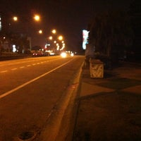 Photo taken at Hentian Bas Sri Putri by T-burn D. on 3/27/2013