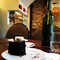 Photo taken at Chocolat by Kenneth Patrick D. on 2/7/2015