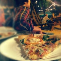 Photo taken at Spartan Pizza by Jin C. on 10/6/2012
