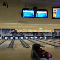 Photo taken at Flaherty's Arden Bowl by Mr. E. on 10/6/2012