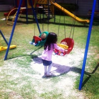 Photo taken at Playground - Condominio Morumbi Park by FranHaydin on 11/16/2012