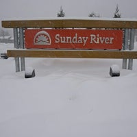 Photo taken at Sunday River Ski Resort by Amanda Sabrina P. on 12/30/2012