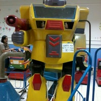 Photo taken at Playland chandra super-store by F W. on 7/14/2013