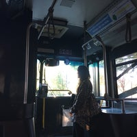 Photo taken at TCAT Bus 82 by Mark on 10/7/2016