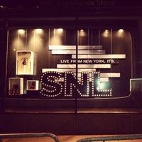 Photo taken at Studio 8H - Saturday Night Live by Craig B. on 11/4/2012