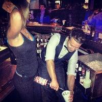 Photo taken at Blue Tapas Bar & Cocktail Lounge by Filip R. on 3/31/2013