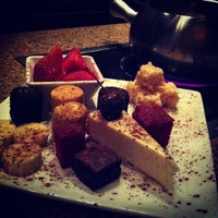Photo taken at The Melting Pot by Julie B. on 2/22/2013