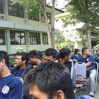 Photo taken at Universitas Jenderal Achmad Yani (UNJANI) by bramantyo w. on 1/3/2013