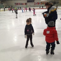 Photo taken at Pickwick Ice Center by Jeanie D. on 1/5/2013