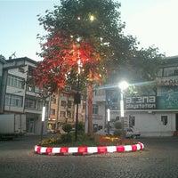 Photo taken at Niksar Keşfi Meydanı by Engin K. on 7/17/2016