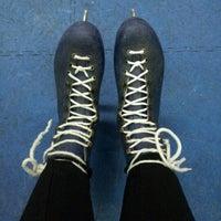 Photo taken at Ice Skating Rink by Sara A. on 12/22/2012