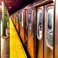 Photo taken at MTA Subway - Atlantic Ave/Barclays Center (B/D/N/Q/R/2/3/4/5) by Jeffrey P. on 10/2/2013