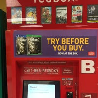 Photo taken at Redbox by Don I. on 1/22/2016