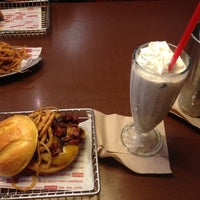 Photo taken at Smashburger by Bob T. on 3/24/2013