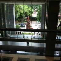 Photo taken at AmBank HQ @ Menara AmBank by Kelly . on 12/10/2012