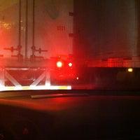 Photo taken at Van Wyck Expressway (I-678) by Jared W. on 12/5/2012