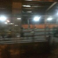 Photo taken at Stasiun Cawang by eriko u. on 4/29/2016