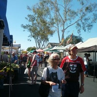 Photo taken at Hillcrest Farmers Market by Terry C. on 9/30/2012