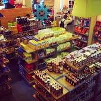 Photo taken at Annam Gourmet Market by Dennis P. on 1/1/2013
