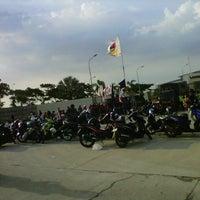 Photo taken at KIIC (Karawang International Industrial City) by Wenny W. on 3/18/2013