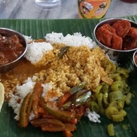 Photo taken at Bharat Curry House by Meega S. on 1/5/2015