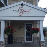 Photo taken at Restaurant Chez Gérard by Samantha B. on 8/2/2014
