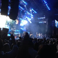 Photo taken at Sleep Country Amphitheater by B-Dub on 9/14/2013