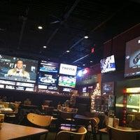 Photo taken at Buffalo Wild Wings by Leonardo T. on 12/9/2012