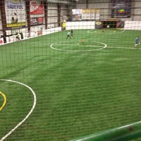 Photo taken at Frederick Indoor Sports Center by Michiel K. on 8/3/2013