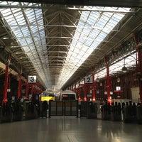 Photo taken at London Marylebone Railway Station (MYB) by Amanda W. on 9/7/2013
